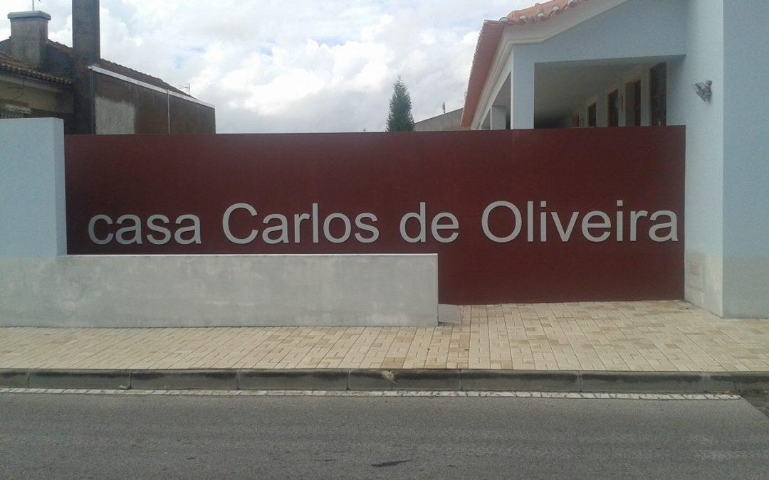 Recuperação da Casa Carlos Oliveira