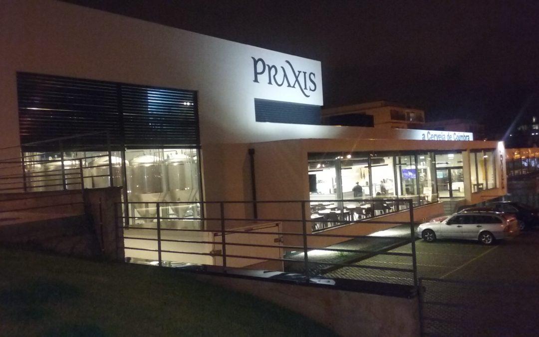 Cervejaria Práxis – Coimbra